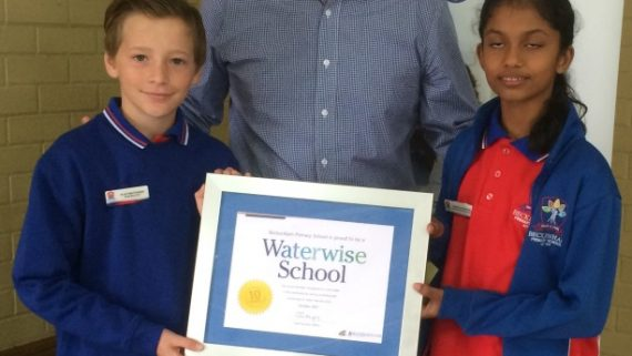 10 years as Water Wise School