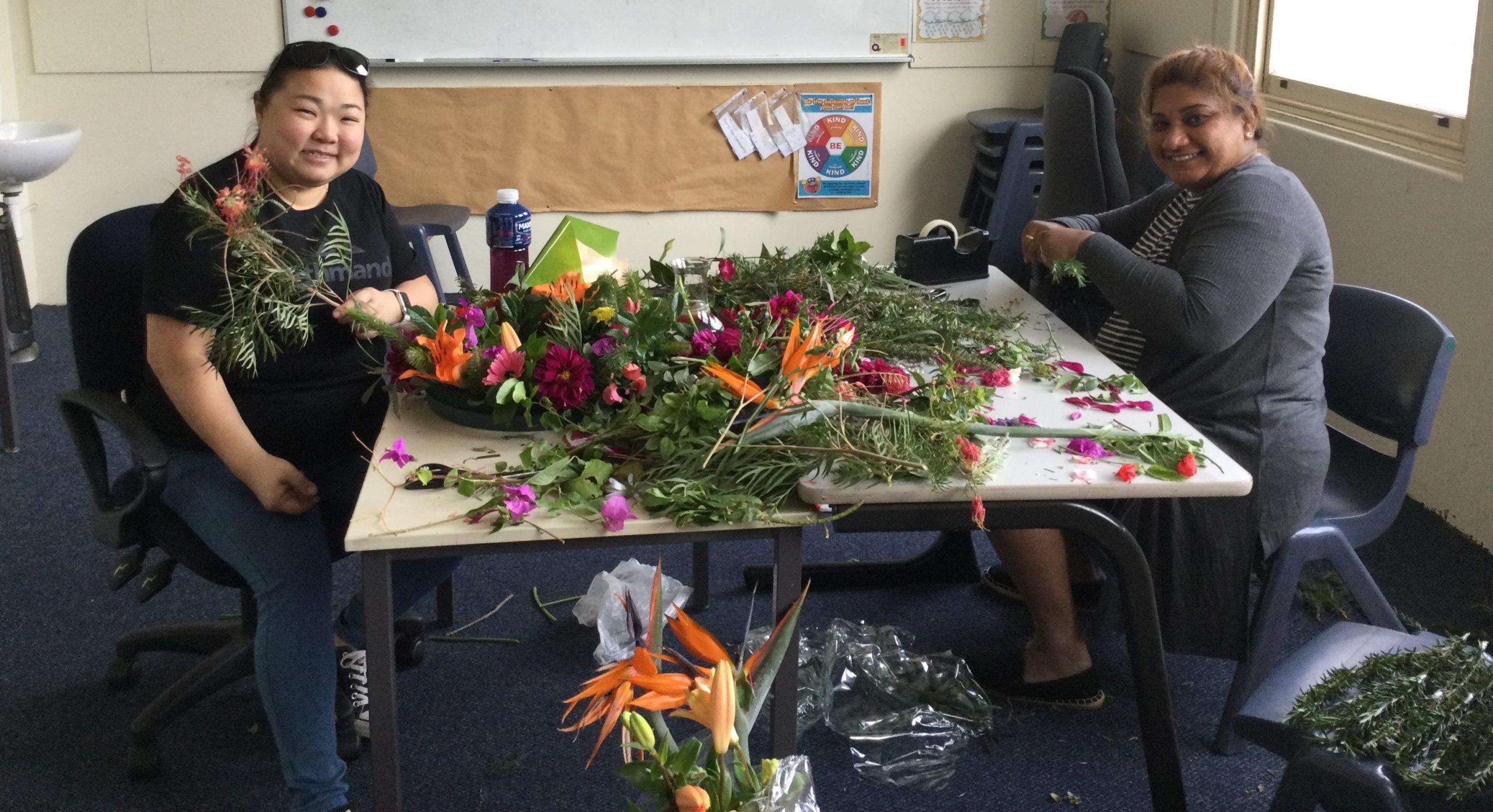 ANZAC Day preparations